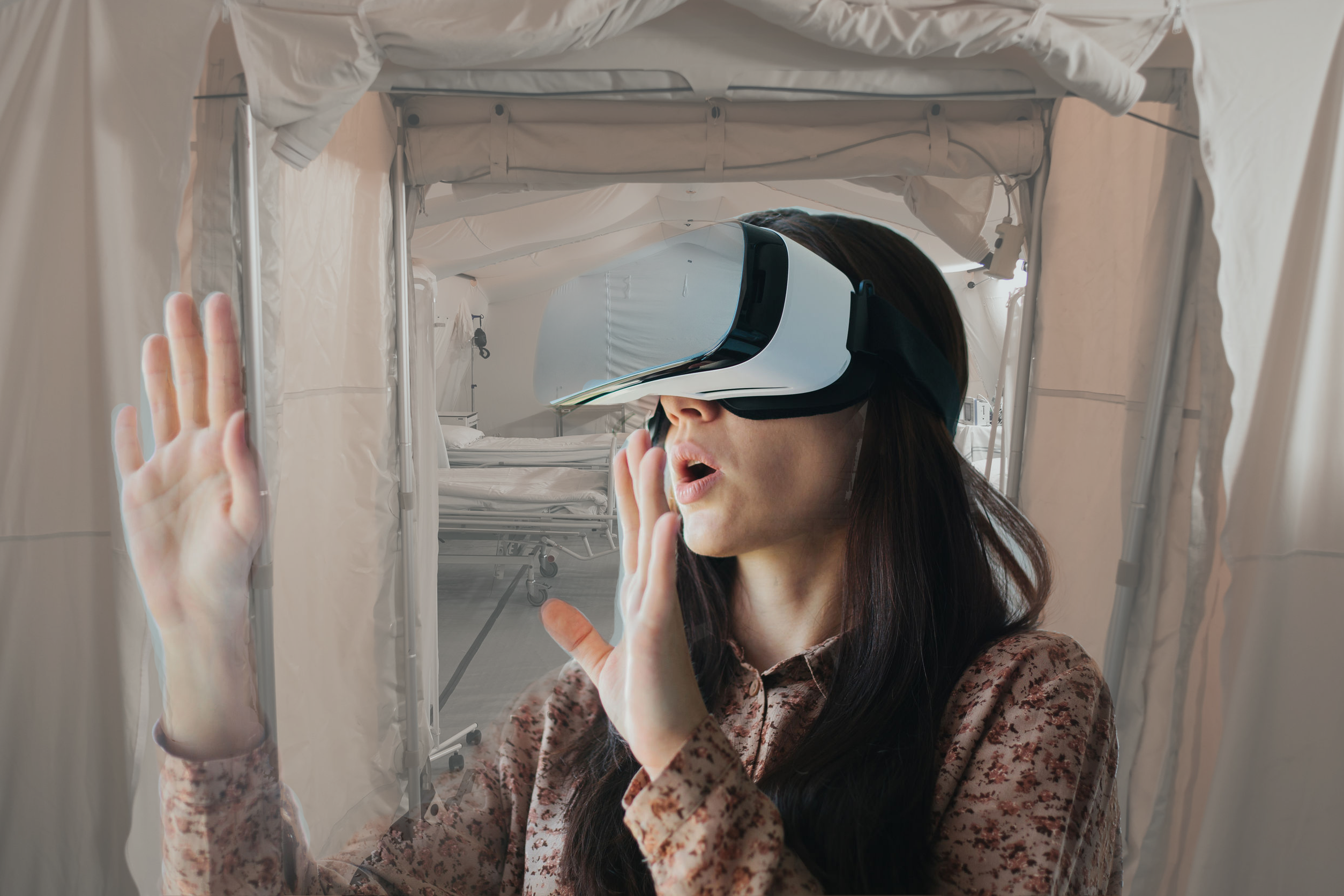 InnovateUK grant for Near-Life VR learning project